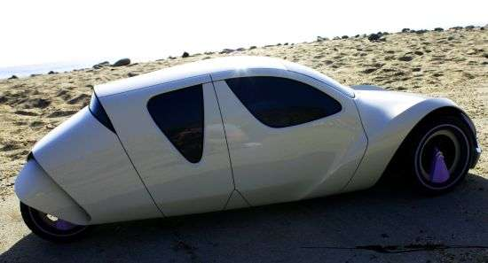 Cutting-Edge Cocoon Cars