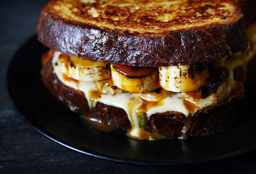 Fruit-Infused French Toast