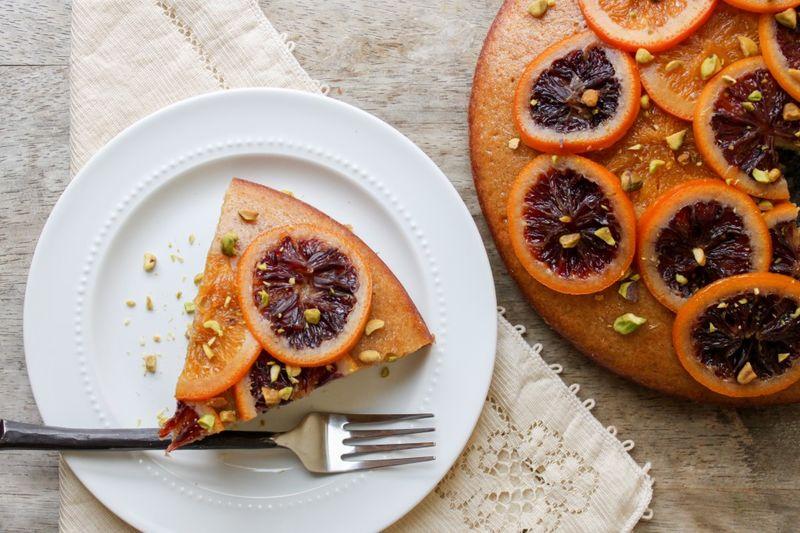 Mediterranean Citrus Cakes