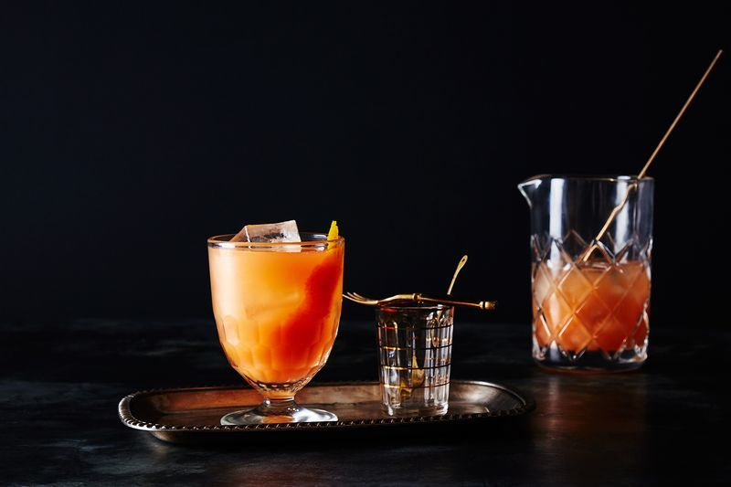 Breakfast Citrus Cocktails : citrus cocktails