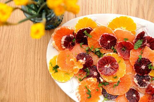 Succulent Citrus Salads