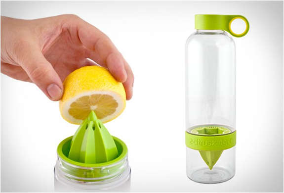 Juicing Water Infusers