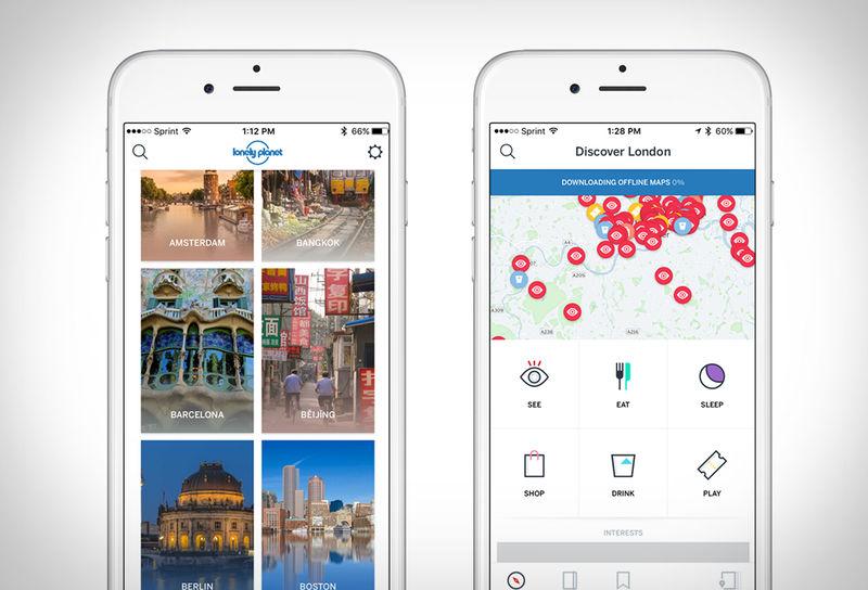 City Exploration Apps