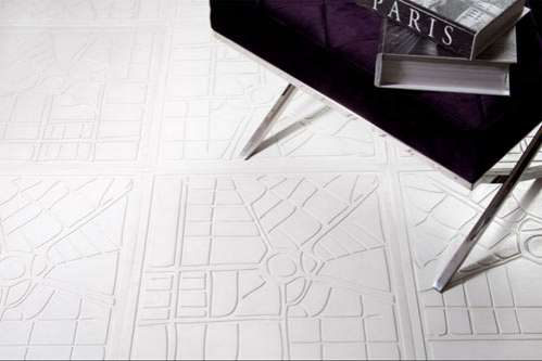 Urban Topography Flooring
