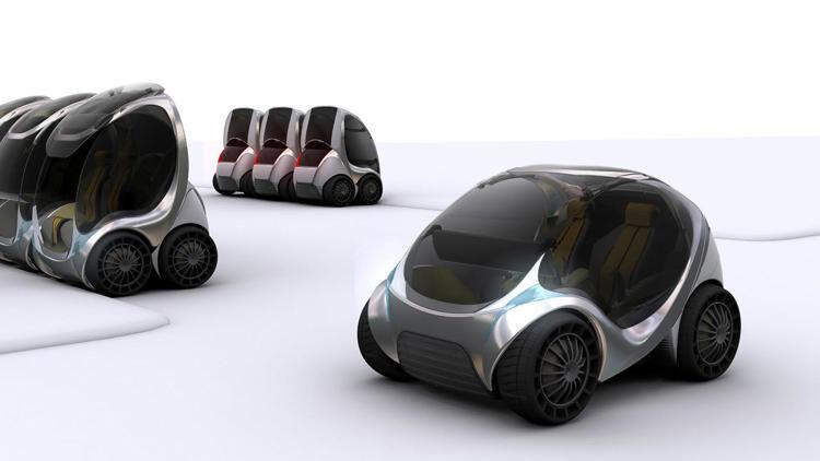 Compact Human-Powered Autos
