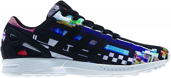 Vibrant Cityscape Sneakers