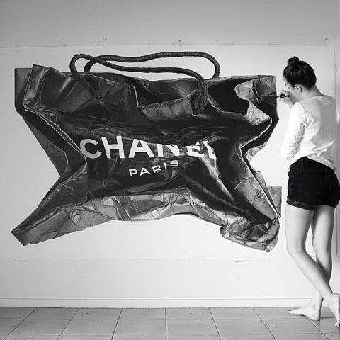 Photorealistic Shopping Bag Illustrations