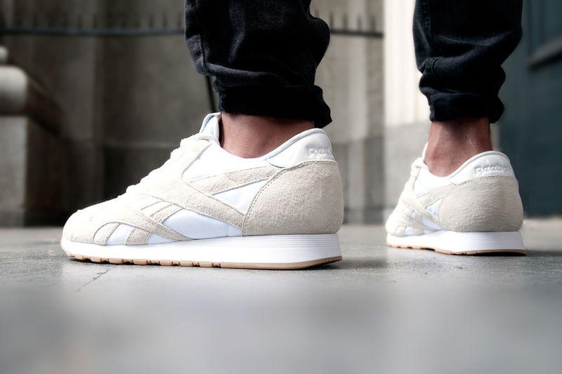 Remixed Suede Sneakers