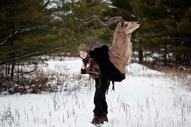 Mythical Hunting Photography