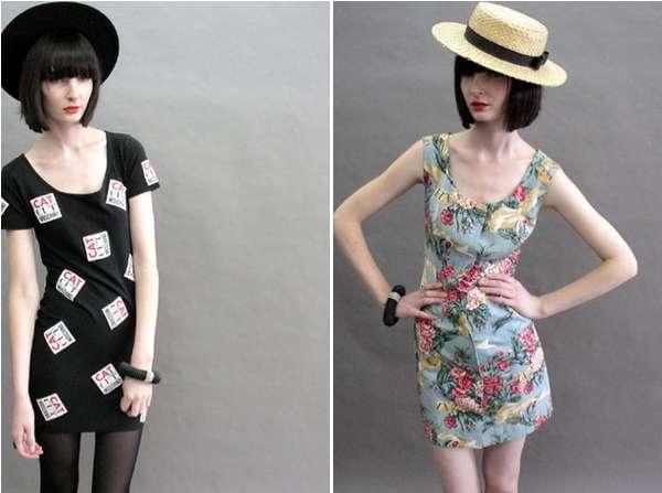 Sassy Vintage Fashion