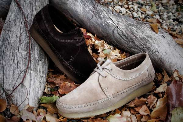 Aboriginal-Inspired Loafers
