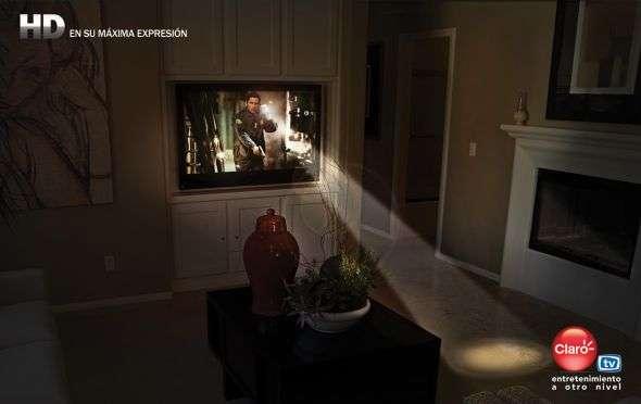 Interactive TV Screens