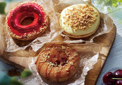 America-Themed Donuts