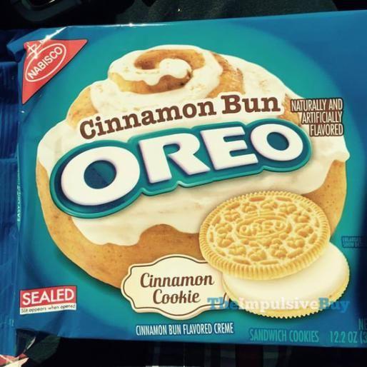Cinnamon Roll Sandwich Cookies