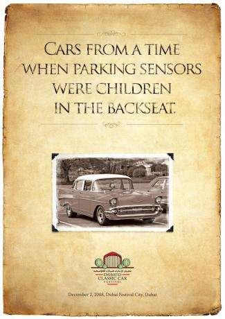 Classic Carvertising