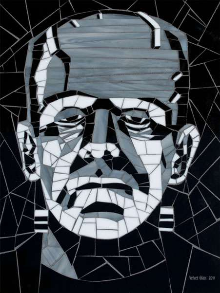 Stained Glass Frankensteins