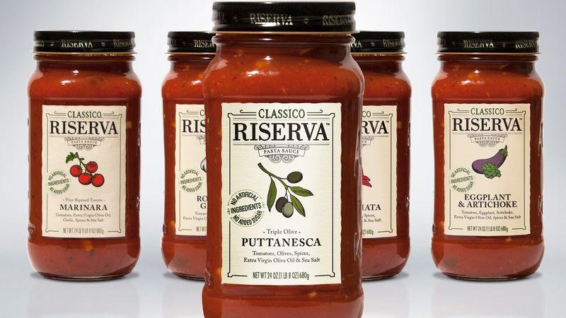 Premium Pasta Sauce Ranges