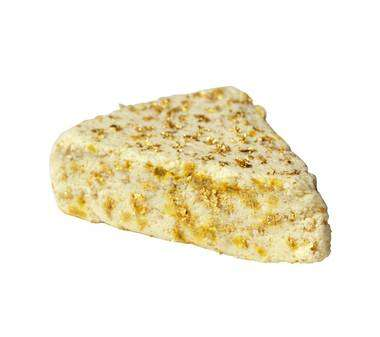 Gold-Encrusted Cheeses