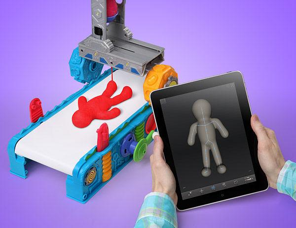 Playful 3D Printers