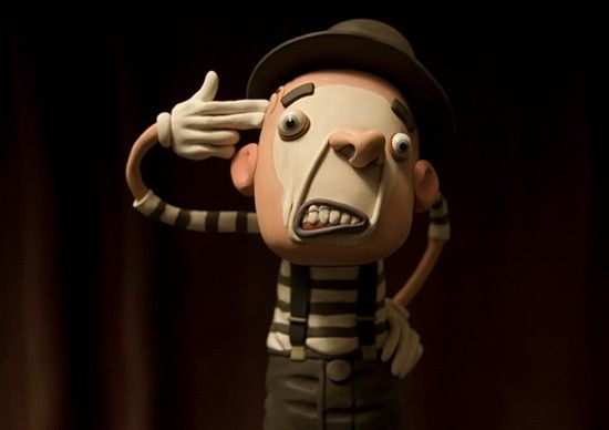 Animated Clay Sculptures