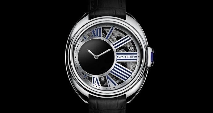 Sleek Skeletal Watches