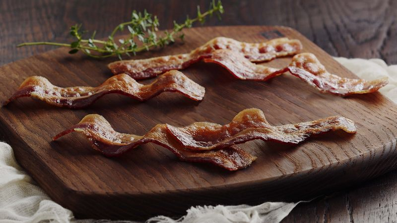All-Natural Restaurant Bacon