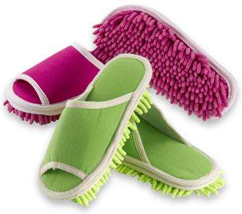 Mop Socks The Slipper Genie