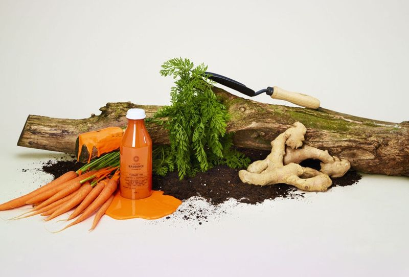 Organic Garden Branding