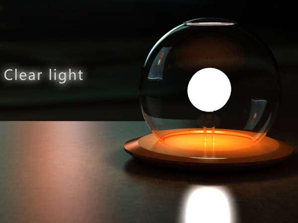 Whimsical Orb Lighting