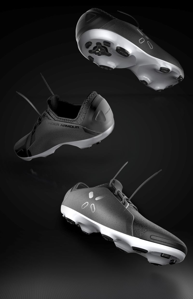 Connected Athletic Footwear