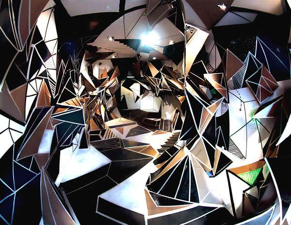 Origami Installations
