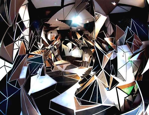 Origami Installations