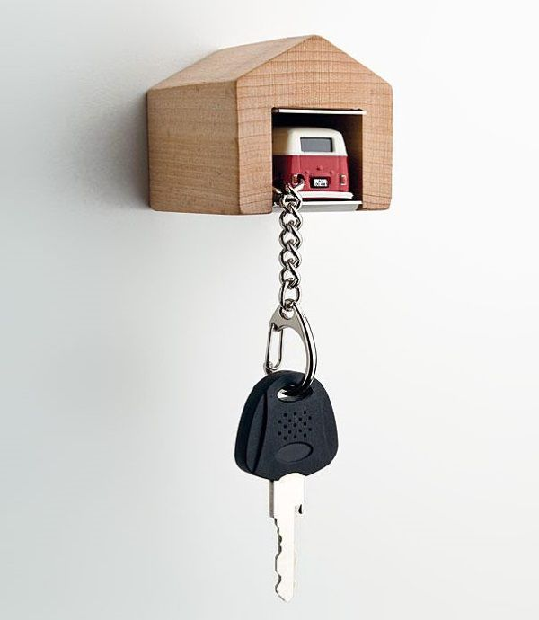 Clever Key Holders