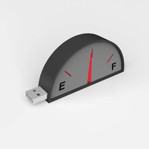 USB Displays
