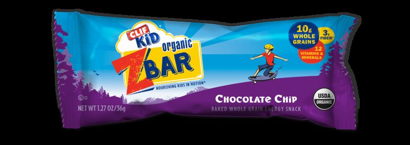 Child-Focused Energy Bars