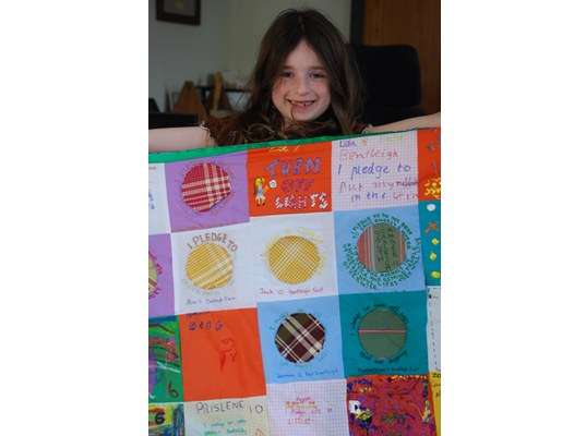 Eco Crusade Quilts