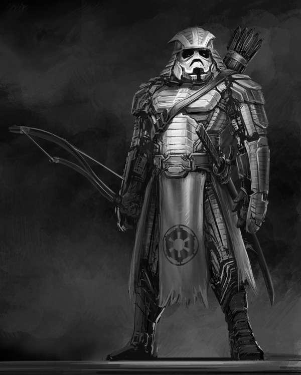 Sci-Fi Samurais