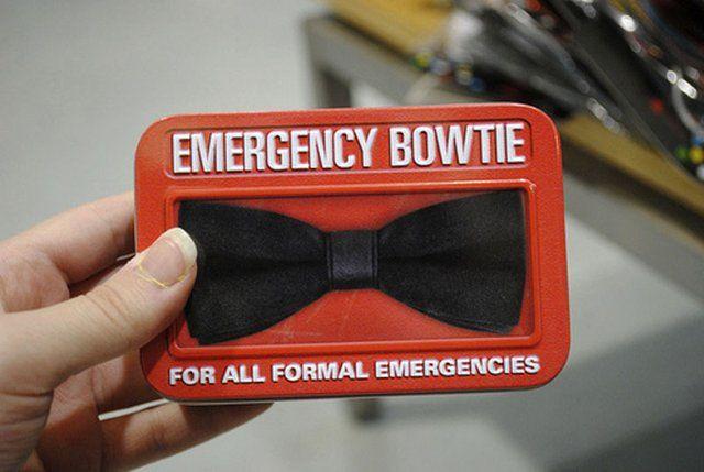 Emergency Bowtie Kits