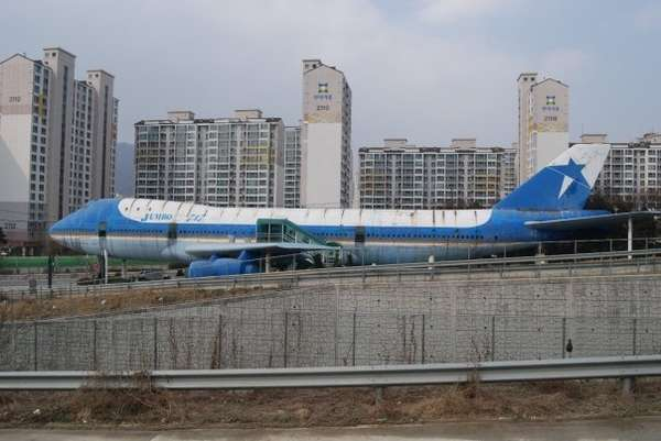 Abandoned Airplane Renovations