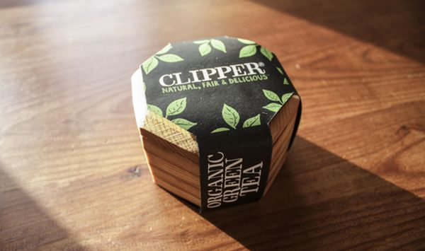 Industrial Tea Packaging