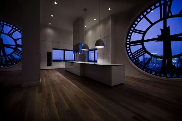 Clock Tower Kitchen