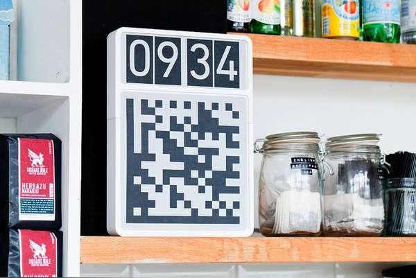 QR Code Chronographs