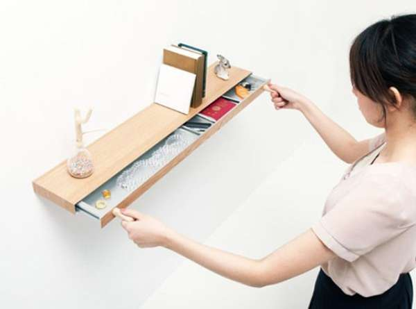 Clopen Shelf