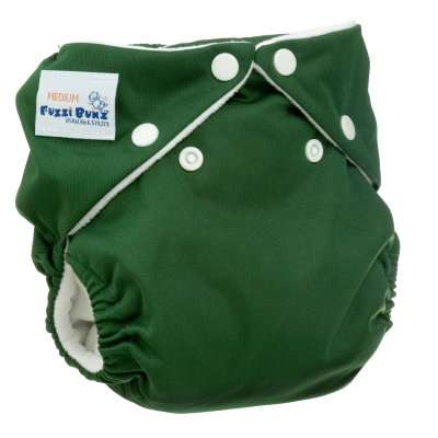 Cloth Diapers Make A Come Back