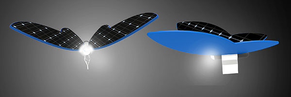 Solar-Powered Clothespins
