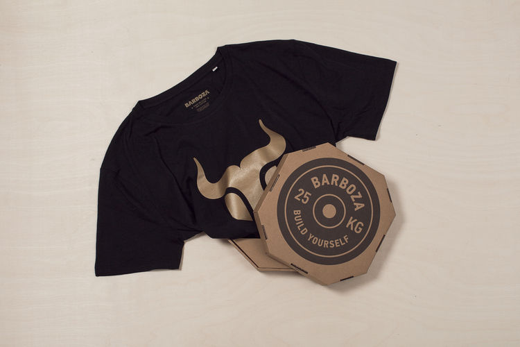 Barbell Clothing Boxes