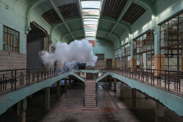 Floating Cloud Installations