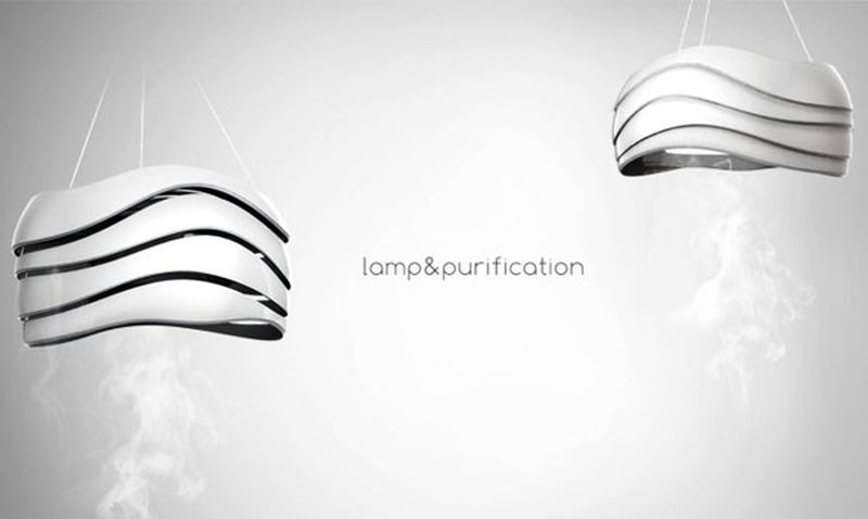Air-Purifying Pendant Lights