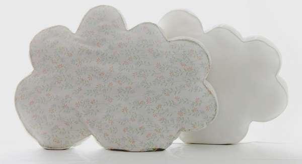 Cartoonish Cumulus Cushions