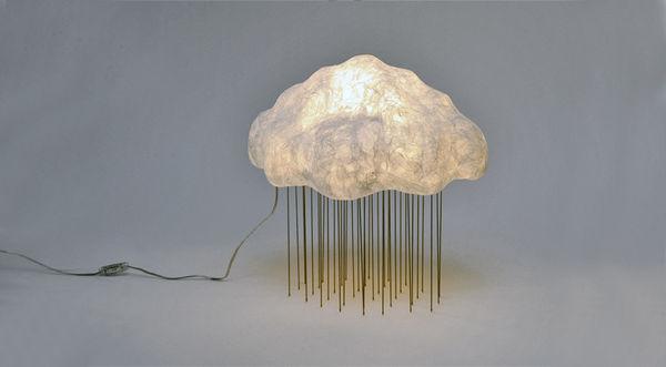 Cloudy Sculptural Luminaires